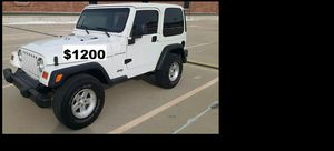 $12OO Jeep Wrangler for Sale in Fort Lauderdale, FL