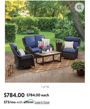 Outdoor furniture for Sale in Bakersfield, CA