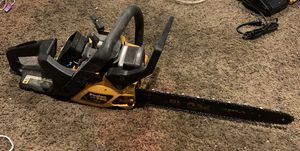 Poulenc pro 220 38cc chainsaw for Sale in Salt Lake City, UT