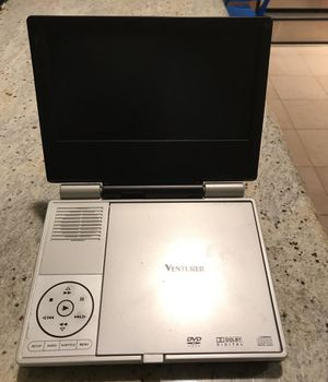 8 Inches Venturer PDV880 Portable DVD Player ( Read Description ) for Sale in Rialto, CA