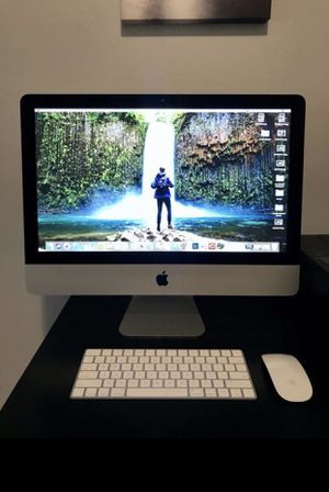 Apple iMac 21.5 Late 2015 for Sale in Portland, OR