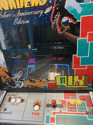 Space invader - Qix arcade game for Sale in North Richland Hills, TX