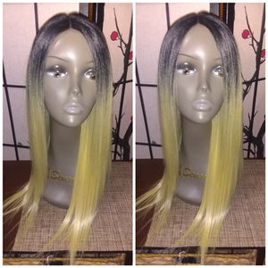 """18"""" ombre platinum blonde 613 straight hair wig for Sale in Pompano Beach, FL"""