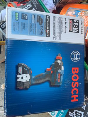 Bosch for Sale in Modesto, CA