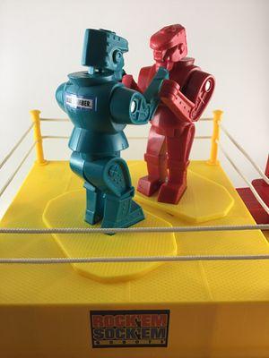 Rock 'Em Sock 'Em Robots for Sale in Clarksboro, NJ