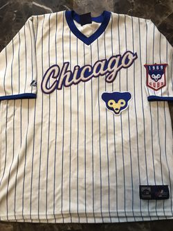 MLB Chicago Cubs Cooperstown Collection 1969 VTG Baseball Jersey Mens Size XL for Sale in Carpentersville,  IL