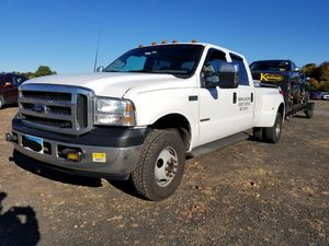 Truck and Trailer, 2000 Ford F350 Súper Duty 7.3 Turbodiésel for Sale in Hartford, CT