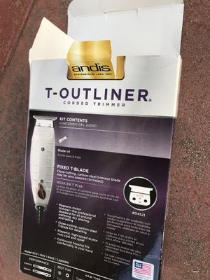 Andis trimmer almost free $20 for Sale in Modesto, CA