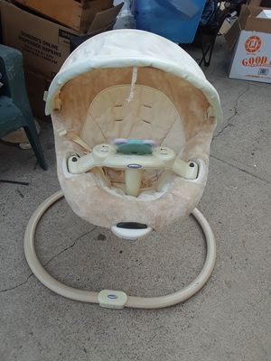 ***PRICE REDUCTION***Graco musical baby swing for Sale in Denver, CO