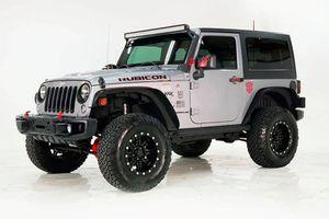 2016 Jeep Wrangler for Sale in Houston, TX