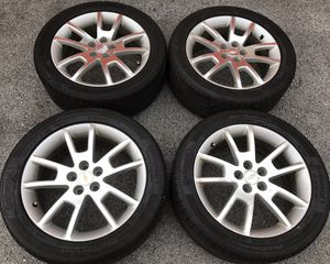 "LTZ 18"" Factory 18 inch Chevy Malibu LT SS OEM Wheels Rims Tires for Sale in Merrionette Park, IL"