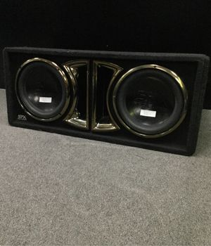 "SPX Pro Audio 12"" Dual Vented Subwoofer for Sale in Pomona, CA"