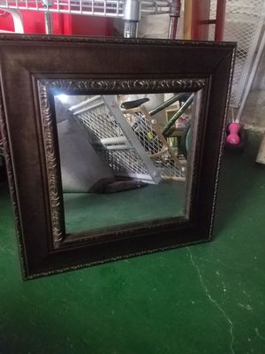 Framed mirror for Sale in Pittsburgh, PA