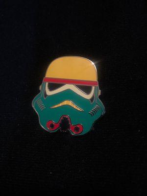 Stormtrooper Disney pin star wars for Sale in Long Beach, CA