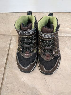 Hiking and snow boots for kids. Size 11.5. Brand Skechers for Sale in San Jose, CA