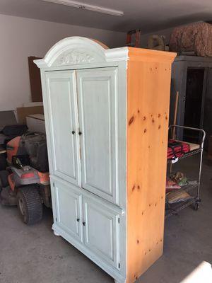 6 foot tall armoire for Sale in Petaluma, CA