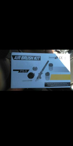 Air brush kit new $18.00 for Sale in Los Angeles, CA