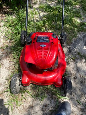 """Troy bult lawnmower 21"""""""" push runs great for Sale in Orlando, FL"""