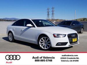 2013 Audi A4 for Sale in Santa Clarita, CA