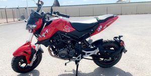 Benelli 135 street legal mini bike for Sale in Midland, TX