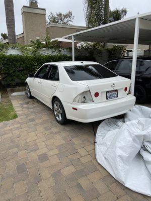 Lexus is300 for Sale in Encinitas, CA