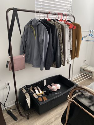 Clothing rack (open box ) for Sale in Eastvale, CA