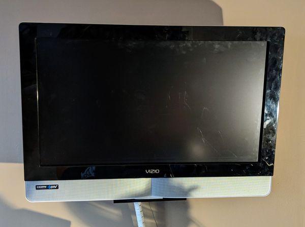 "Vizio 32"" HD TV with Mounting Hardware"