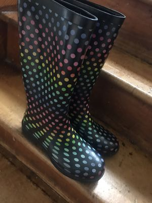 Rain boots for Sale in Saukville, WI