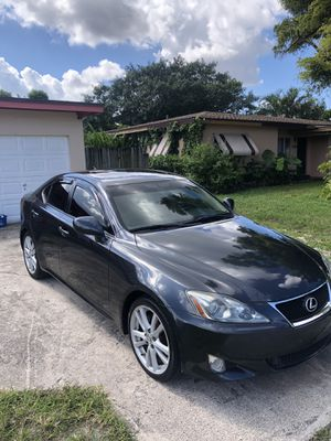2007 Lexus is250 for Sale in Pembroke Park, FL