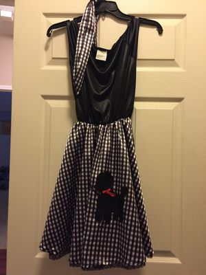 Halloween costume – 50s girl for Sale in Dallas, TX