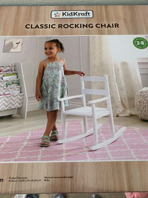 Rocking chair $30 for Sale in Las Vegas, NV