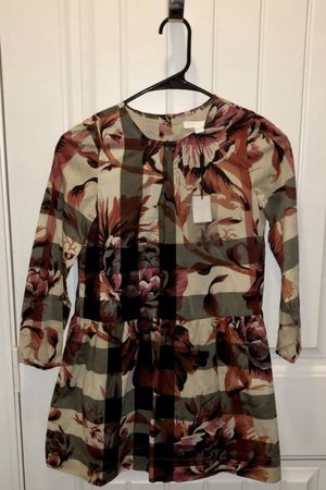 Burberry dress 10Y NWT for Sale in Raleigh, NC