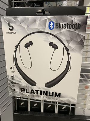 Platinum wireless headset brand new for Sale in Ijamsville, MD
