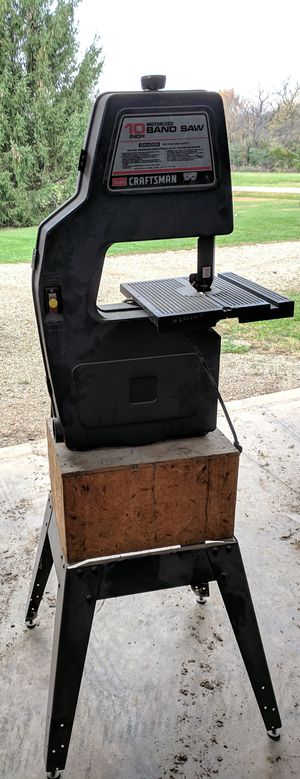 Craftsman band saw for Sale in Lacon, IL