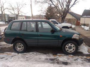 1997 Toyota RAV4 4 wheel drive for Sale in Lakewood, CO