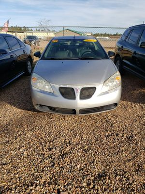 2007 Pontiac G6 for Sale in Overgaard, AZ
