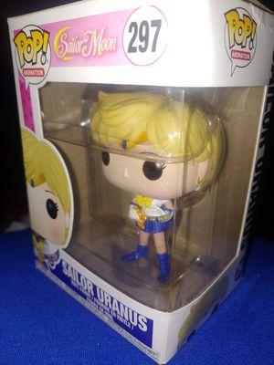 Sailor Uranus sailor Moon's Funko Pop for Sale in Seattle, WA
