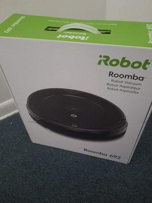 irobot roomba vacuum 692 for Sale in Bridgeport, CT