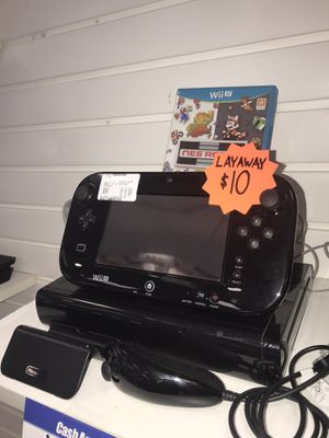 Nintendo Wii U for Sale in Stafford, TX