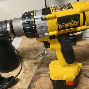 "DeWalt XRP 1/2"" Cordless Drill/Driver for Sale in Issaquah, WA"