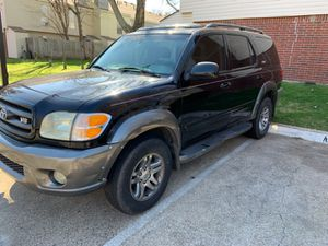 2004 toyota sequoia for Sale in Dallas, TX