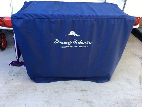 Tommy Bahama Wood Outdoor Cooler For Sale In Hemet Ca