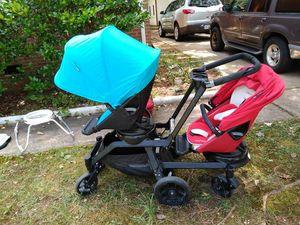 Orbit Baby Double Stroller for Sale in Durham, NC
