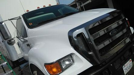 Semi box truck trailers car pickups wash detail for Sale in Fresno,  CA