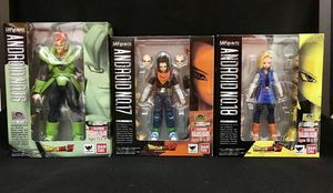 Android 16,17, and 18 Figuarts set for Sale in Phoenix, AZ