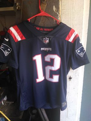 New England Patriots jersey for Sale in Palmdale, CA
