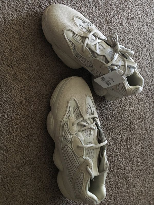 fc0554c7a91bc Brand new DS adidas yeezy boost 500 blush for Sale in Alexandria