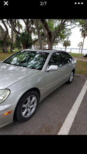 2001 Lexus GS 300 for Sale in Oldsmar, FL