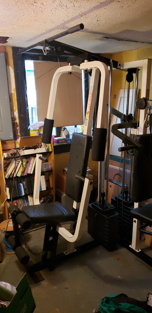 WEIDER 9450 PRO Home Gym