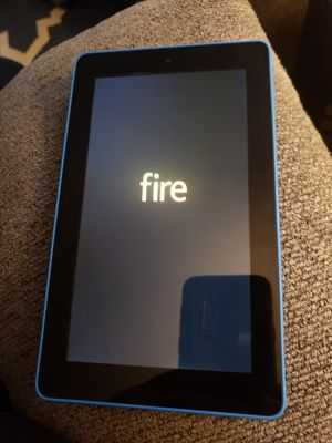 Amazon kindle fire for Sale in Westfield, IN
